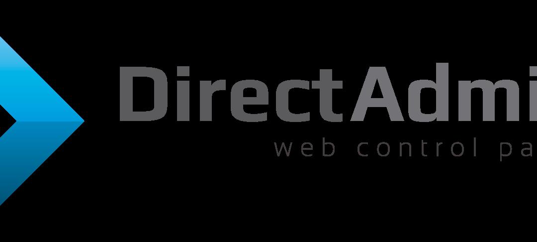 Nieuw uiterlijk DirectAdmin controlepaneel